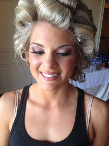 bride makeup unzipped lorac